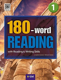 180-Word Readlng. 1(with WB+MP3 CD)
