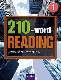 210-Word Readlng. 1(with WB+MP3 CD)