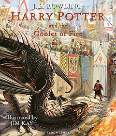 """<font title=""""Harry Potter and the Goblet of Fire: Illustrated Edition (Harry Potter Illustrated Edtn) 01st Editio"""">Harry Potter and the Goblet of Fire: Ill...</font>"""