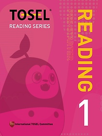 """<font title=""""TOSEL Reading Series(Pre-Starter) 학생용. 1"""">TOSEL Reading Series(Pre-Starter) 학생용...</font>"""