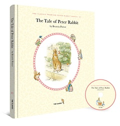 The Tale of Peter Rabbit(영문판)