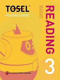 TOSEL Reading Series(Basic) 학생용. 3
