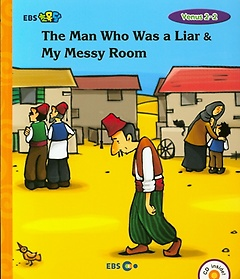 """<font title=""""The Man Who Was a Liar & My Messy Room 스토리북(Level 2))"""">The Man Who Was a Liar & My Messy Room ...</font>"""