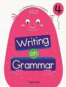 Writing on Grammar. 4