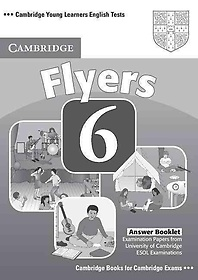 Cambridge Flyers 6 Answer Booklet