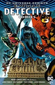 "<font title=""배트맨: 디텍티브 코믹스 Vol. 5(DC 리버스)(완결)"">배트맨: 디텍티브 코믹스 Vol. 5(DC 리버스...</font>"