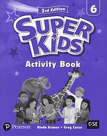 Super Kids. 6 AB