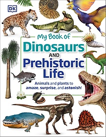 """<font title=""""My Book of Dinosaurs and Prehistoric Life"""">My Book of Dinosaurs and Prehistoric Lif...</font>"""