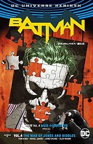 배트맨. 4: 농담과 수수께끼의 전쟁