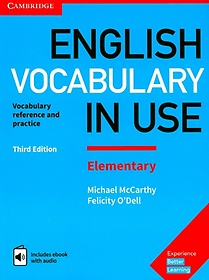 """<font title=""""English Vocabulary in Use: Elementary with eBook"""">English Vocabulary in Use: Elementary wi...</font>"""
