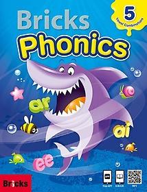 Bricks Phonics SB 5 (SB+E.CODE+APP)