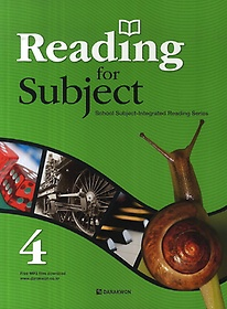 Reading for Subject. 4