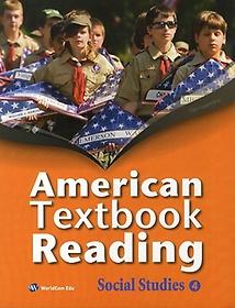American Textbook Reading Social Studies. 4