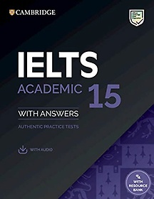 """<font title=""""Ielts 15 Academic Student"""