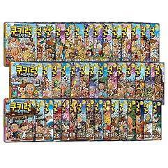 쿠키런 어드벤처 세트(1-44권)