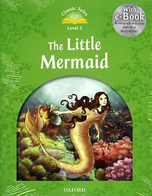 The Little Mermaid (with e-Book CD)