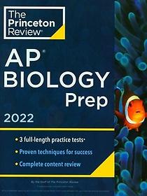 """<font title=""""Princeton Review AP Biology Prep, 2022(Paperback)(Paperback)"""">Princeton Review AP Biology Prep, 2022(P...</font>"""