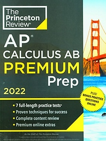 """<font title=""""Princeton Review AP Calculus AB Premium Prep 2022"""">Princeton Review AP Calculus AB Premium ...</font>"""