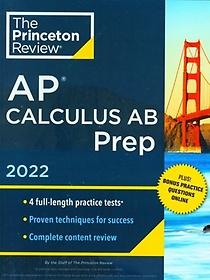 """<font title=""""Princeton Review AP Calculus AB Prep, 2022"""">Princeton Review AP Calculus AB Prep, 20...</font>"""