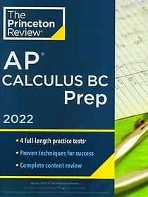 """<font title=""""Princeton Review AP Calculus BC Prep, 2022(Paperback)(Paperback)"""">Princeton Review AP Calculus BC Prep, 20...</font>"""