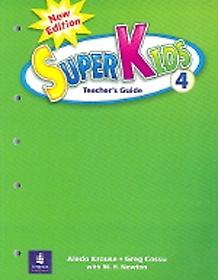 Superkids(New) 4. TG