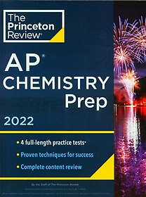 Princeton Review AP Chemistry Prep, 2022