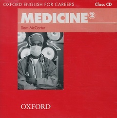 """<font title=""""OXFORD ENGLISH FOR CAREERS MEDICINE. 2(CD)"""">OXFORD ENGLISH FOR CAREERS MEDICINE. 2(C...</font>"""