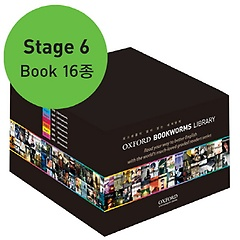 Oxford Bookworms Library Stage. 6 세트