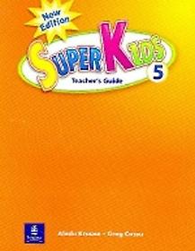 Superkids(New) 5. TG