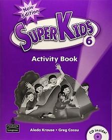 Superkids(New) 6. AB