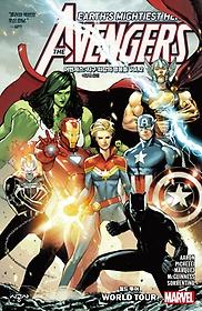 """<font title=""""어벤저스: 지구 최강의 영웅들 Vol. 2: 월드 투어"""">어벤저스: 지구 최강의 영웅들 Vol. 2: 월...</font>"""