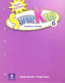 Superkids(New) 6. TG