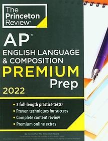 "<font title=""Princeton Review AP English Language & Composition Premium Prep, 2022(Paperback)"">Princeton Review AP English Language & C...</font>"