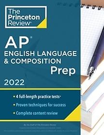 """<font title=""""Princeton Review AP English Language & Composition Prep(2022)"""">Princeton Review AP English Language & C...</font>"""