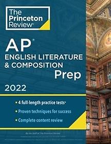"""<font title=""""Princeton Review AP English Literature & Composition Prep, 2022"""">Princeton Review AP English Literature &...</font>"""