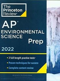 """<font title=""""Princeton Review AP Environmental Science Prep, 2022(Paperback)(Paperback)"""">Princeton Review AP Environmental Scienc...</font>"""